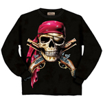 Футболка The Mountain Skull & Muskets LS