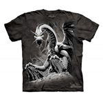 Футболка The Mountain Black Dragon Gift Pack
